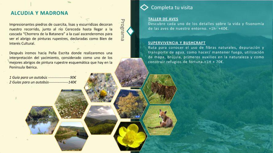 Caminos del Guadiana Ecoturismo