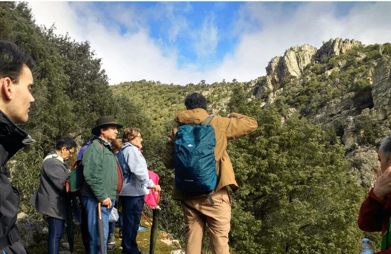 Visita Guiada en el Valle de Alcudia y Sierra Madrona