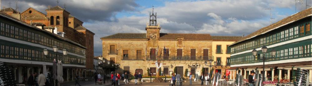 Plaza de Almagro corral de comedias